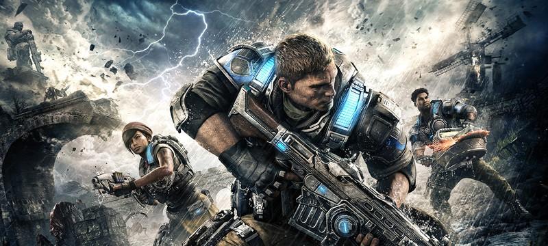Gears of War 4 на PC весит 80 гигабайт