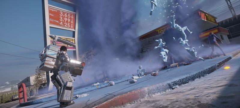 Новые скриншоты и геймплей Dead Rising 4