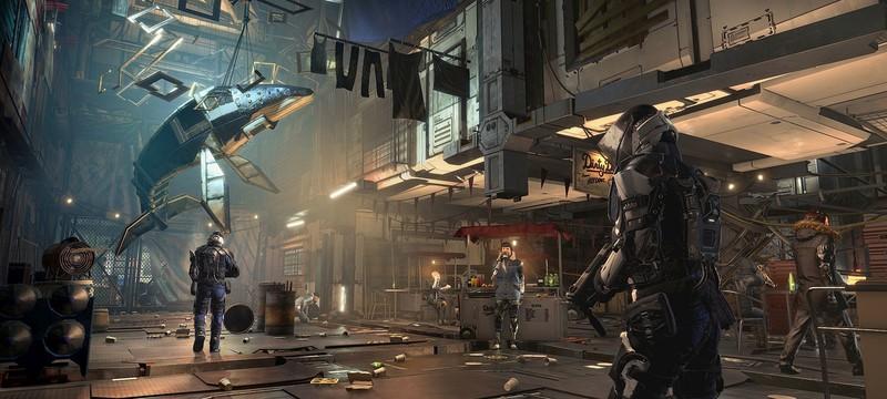 Deus Ex: Mankind Divided получит большой патч первого дня