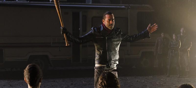Ниган матерится, как сапожник, в Blu-ray-версии финала 6 сезона The Walking Dead