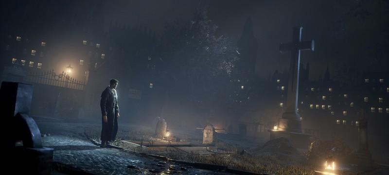 15 минут геймплея Vampyr с gamescom 2016