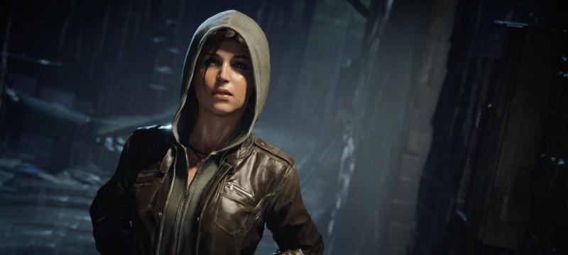 Зомби в особняке Лары в новом дополнении Rise of the Tomb Raider