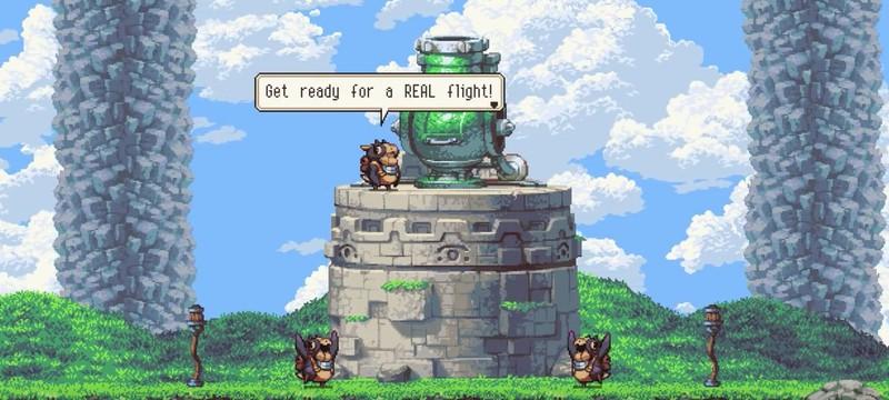 Owlboy — долгожданные пиксельные приключения