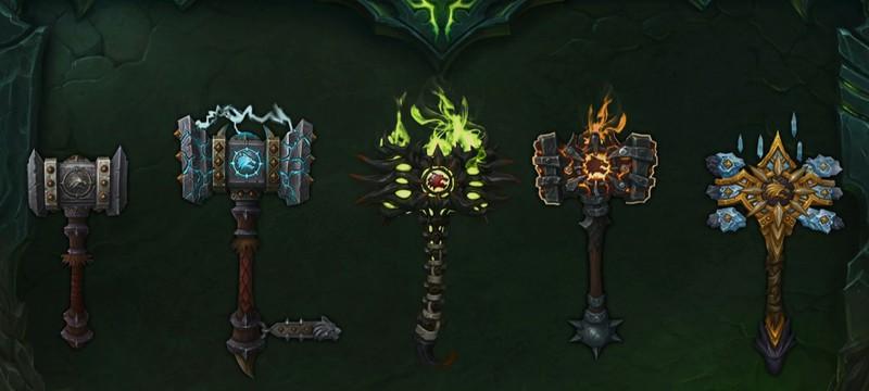 Особенности артефактного оружия в World of Warcraft: Legion