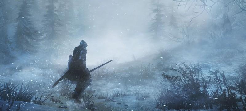 Пачка скриншотов Dark Souls III: Ashes of Ariandel