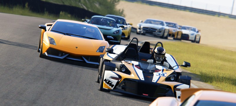 Assetto Corsa доступна на консолях