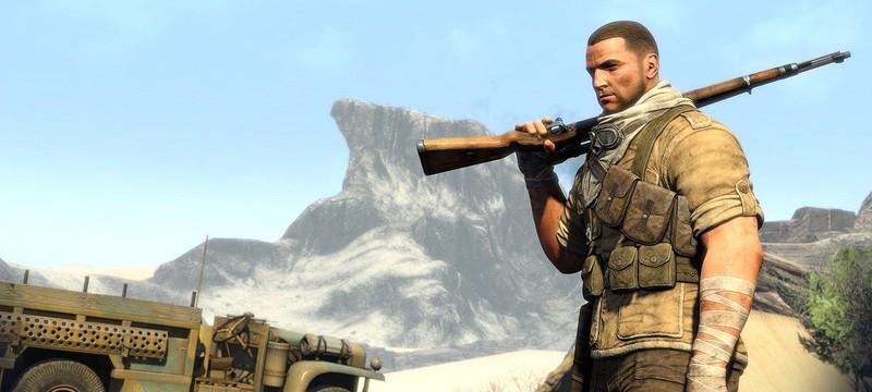 13 минут нового геймплея Sniper Elite 4