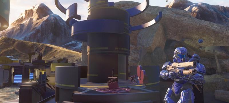 PC-геймплей и взгляд на новые карты Halo 5: Forge