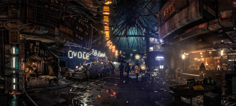 Продажи Deus Ex: Mankind Divided в Британии ниже, чем Human Revolution