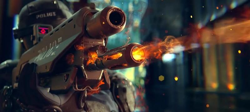 Cyberpunk 2077 получит летающую кибер-Плотву, байки и другую технику