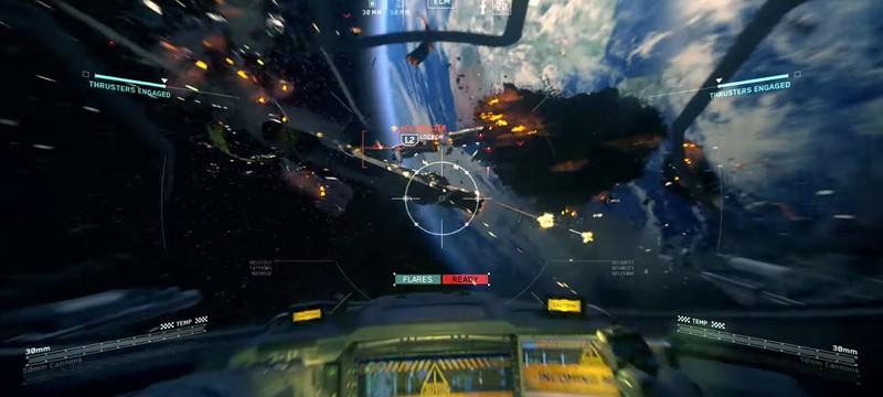 VR-игра Call of Duty — Jackal Assault бесплатно на PS4 с Infinite Warfare