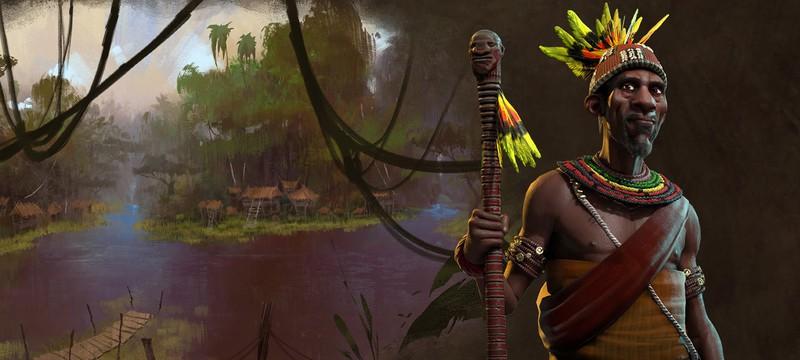 Конго в Civilization VI и ее лидер Мбемба