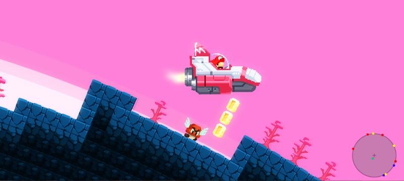 Создатели No Mario's Sky удалили ссылку на игру по требованию Nintendo