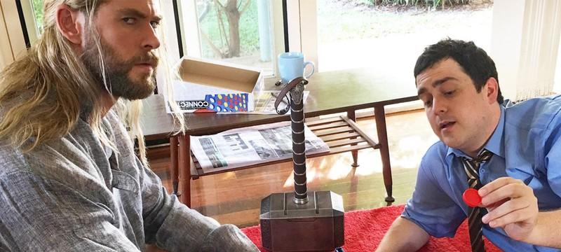 Зрители хотят шоу про Тора и его австралийского друга Дэрила