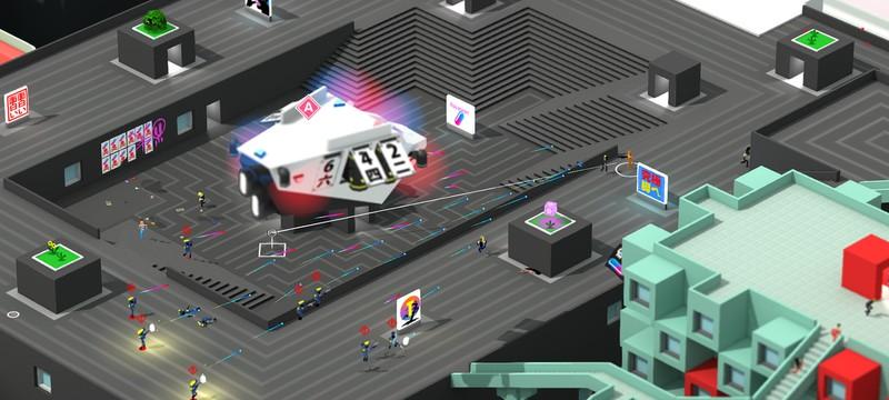 Tokyo 42 выйдет в 2017-м на PC, PS4 и Xbox One