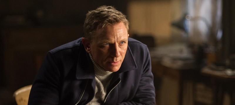 Слух: Дэниелу Крейгу предложили $150 миллионов за два фильма о Бонде