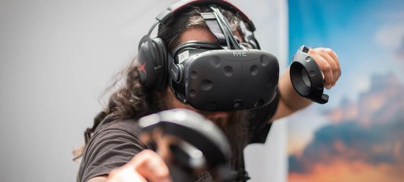 Продажи VR-девайсов значительно упали