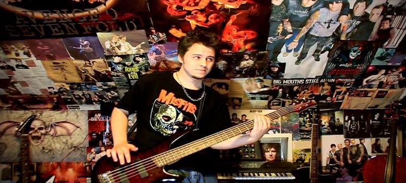 Гитарист записал рок-кавер на музыкальные темы из 50 видеоигр