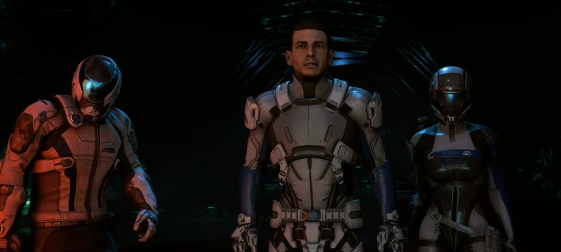 Первый геймплей Mass Effect: Andromeda в 4K