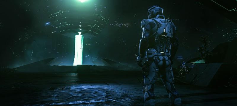 4K-скриншоты Mass Effect: Andromeda