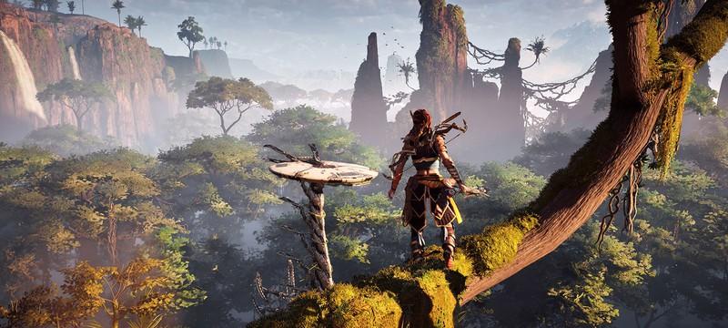 Horizon: Zero Dawn не работает в родном 4K на PS4 Pro