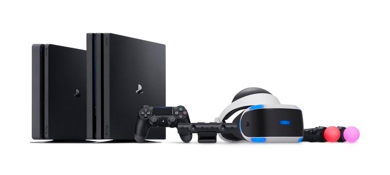Игры массово получают поддержку PS4 Pro