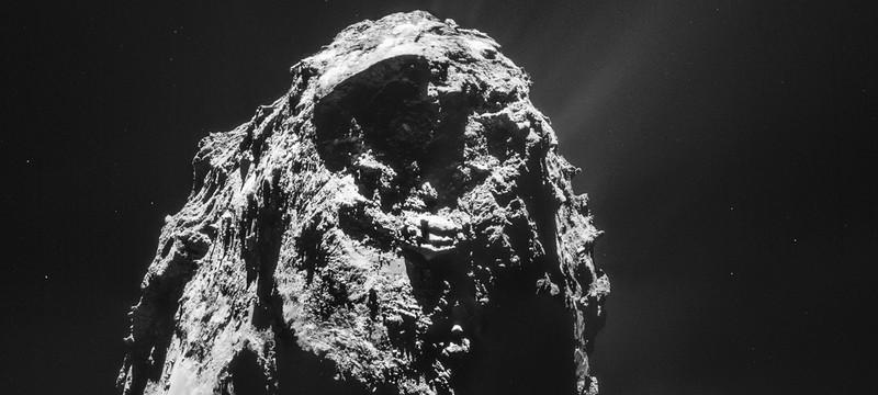 Сложные органические молекулы обнаружены на астероиде аппаратом Rosetta