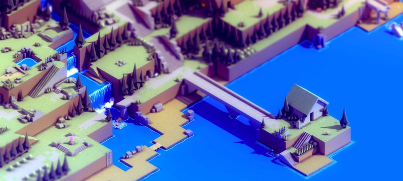 Геймплей Secret Legend — красивой адвенчуры в стиле Zelda
