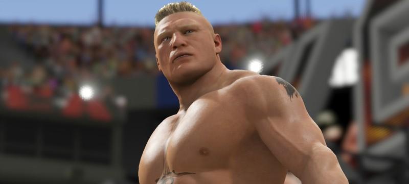 Геймплейный трейлер WWE 2К17