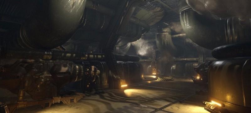 Еще один скриншот Mass Effect: Andromeda