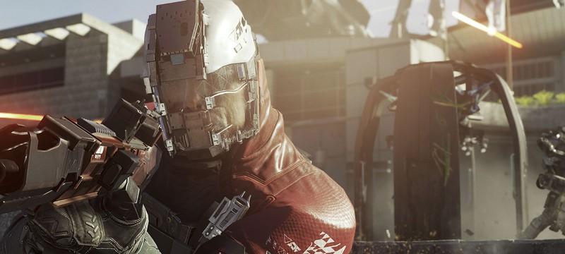 В мультиплеер Call of Duty: Infinite Warfare встроили размытие в движении