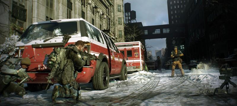 Ubisoft откладывает релиз тестового сервера The Division