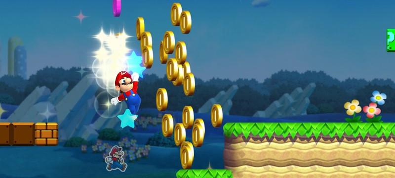 Миямото доказал, что на смартфоне нужен Super Mario
