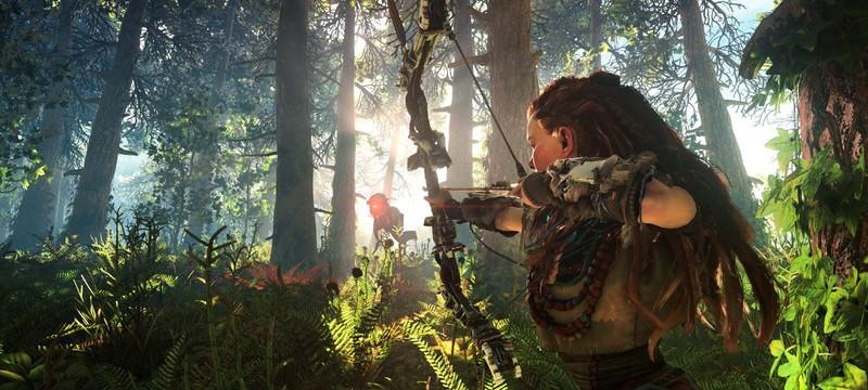 Разработка Horizon: Zero Dawn стартовала в 2010 году
