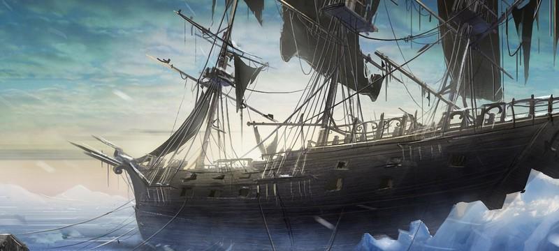 В Арктике найден второй корабль экспедиции Джона Франклина