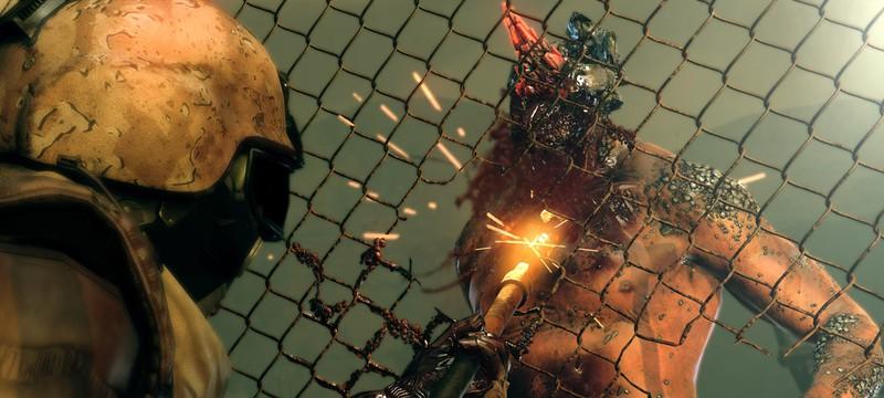 Лайвстрим Metal Gear Survive на TGS 2016
