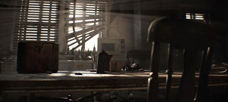 В Resident Evil 7 не будет микротранзакций