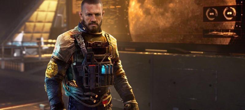 Конор МакГрегор появится в Call of Duty: Infinite Warfare