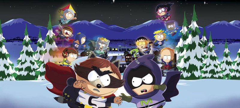 South Park: The Fractured But Whole задерживается до 2017