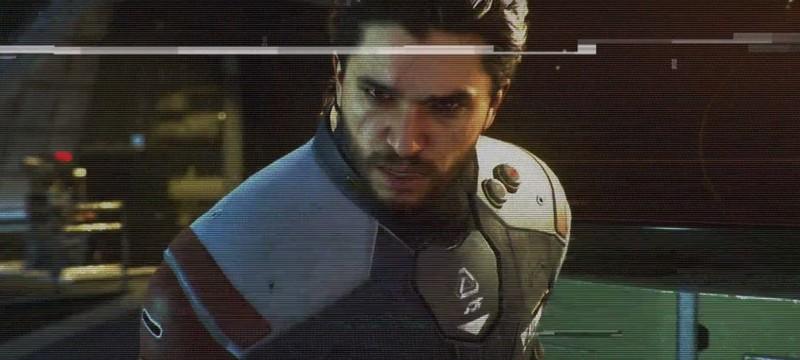 Кит Харингтон в новом трейлере Call of Duty: Infinity Warfare