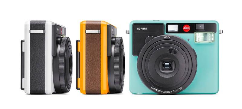"""Leica выпускает собственный """"полароид"""" за $300"""