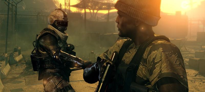 15 минут геймплея Metal Gear Survive с субтитрами