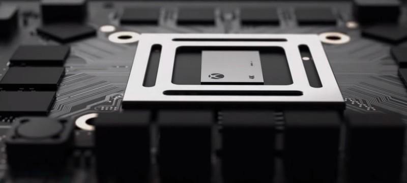Microsoft нацелена на нативные 4K в релизных тайтлах Project Scorpio