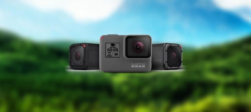 GoPro анонсировала Hero 5 Black и Hero 5 Session