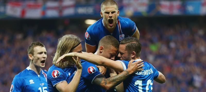 Сборная Исландии не появится в FIFA 17