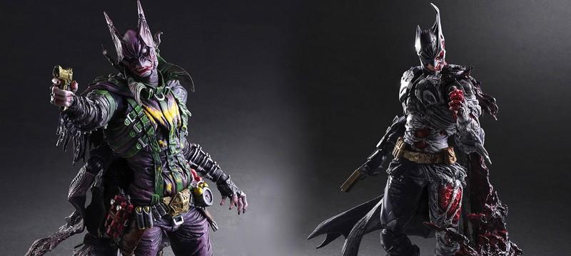Джокер и Двуликий от Square Enix выглядят как настоящий кошмар