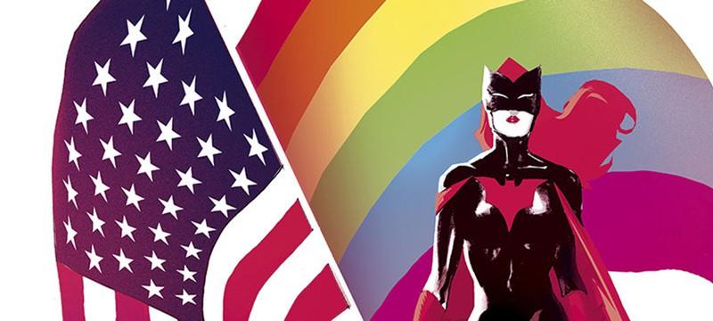 Супергерои DC Comics выступают за LGBT-равенство