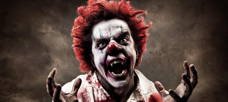 В США клоуны снова пугают людей