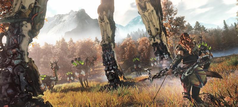 Разработчики сделают Horizon: Zero Dawn понятной большинству игроков