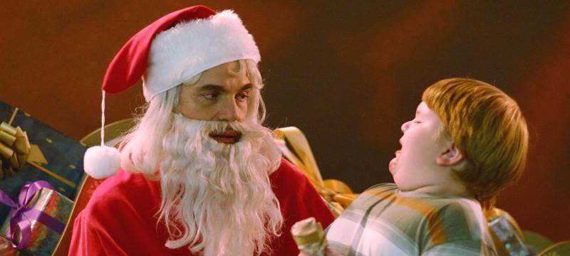 Новый трейлер Bad Santa 2